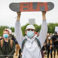 Black Lives Matter – Hyde Park