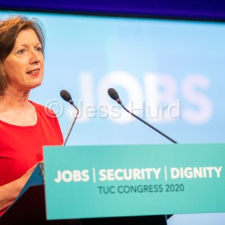 Jobs Security Dignity – TUC Congress 2020