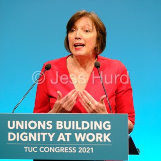 Frances O'Grady TUC Congress