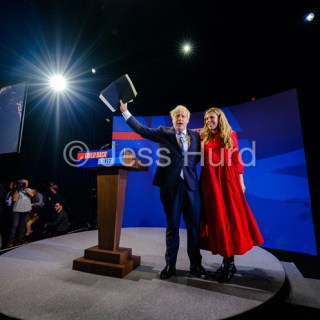 Boris Johnson Conservative Conference