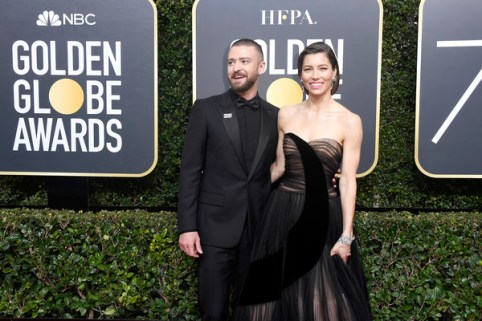Jessica+Biel+75th+Annual+Golden+Globe+Awards+o8egBuCiNBZl