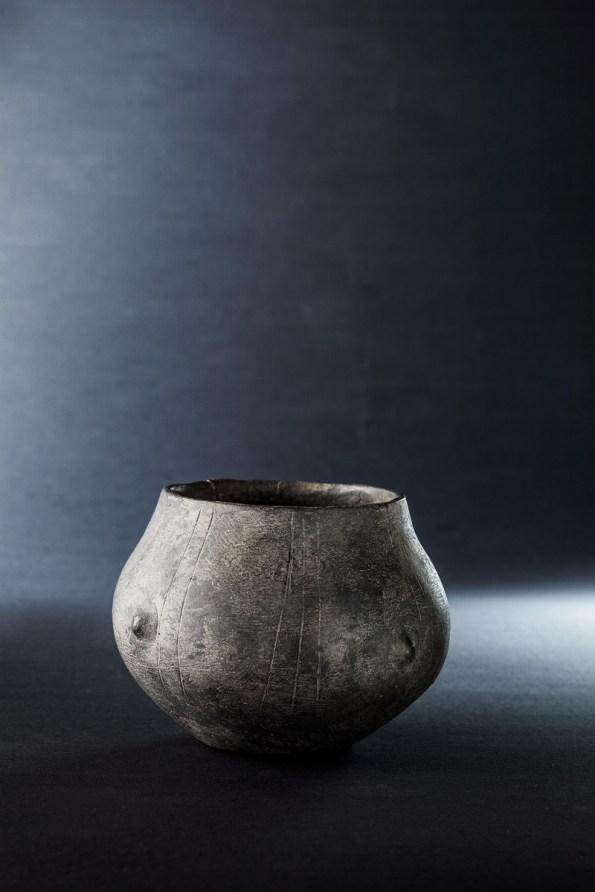 Steinzeit Vase Jessica Morfis