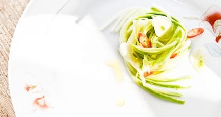 zucchini sushia