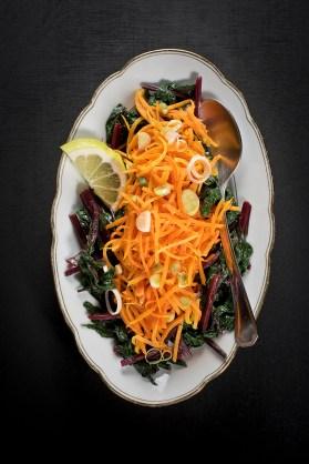 christmas salad, food photography, jessica morfis, foodstyling