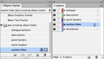visual scripting 12 section titles