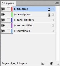 visual scripting 8 layer setup