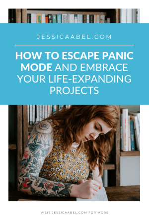 Not sure how to manage finances as a creative? Struggling with self-employment? Pay yourself first! Click through for more tips to help you escape panic mode.