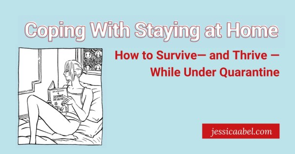 coping with staying at home