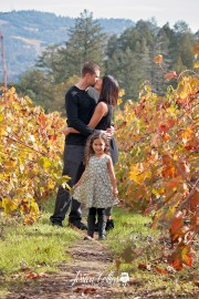 Wine Country Family Photographer