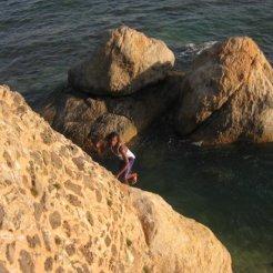 Local Daredevil - Cliff Diver