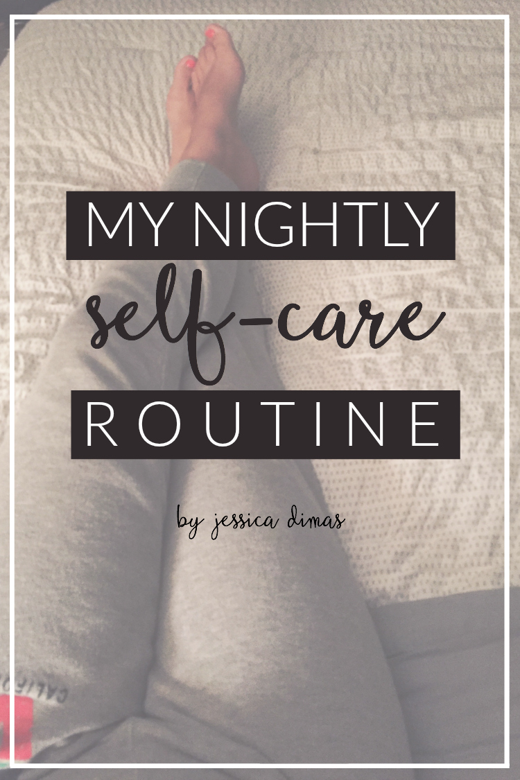 My nightly self-care routine #selfcare #selfcaretips #selfcareformoms #selfcareblogger