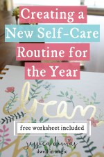 Creating a New Self-Care Routine for the Year