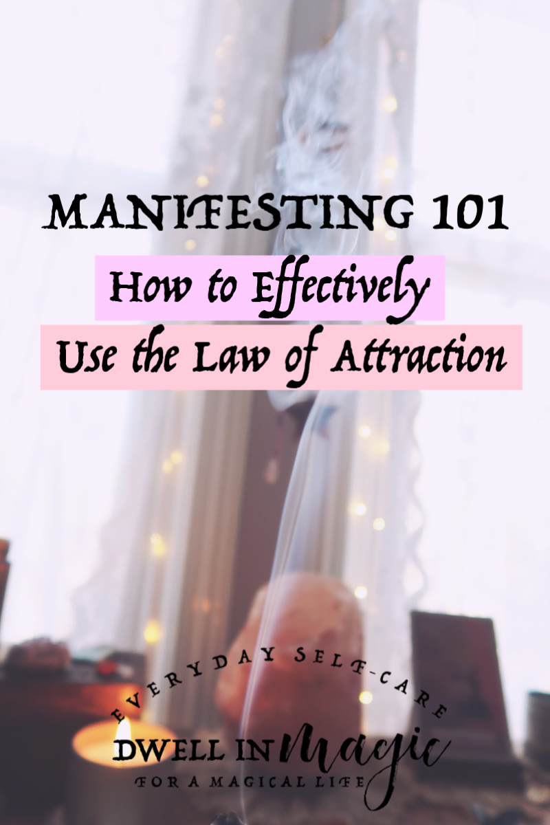 How to easily and quickly begin utilizing the law of attraction | #lawofattraction #loa #manifesting #manifestation #mindset