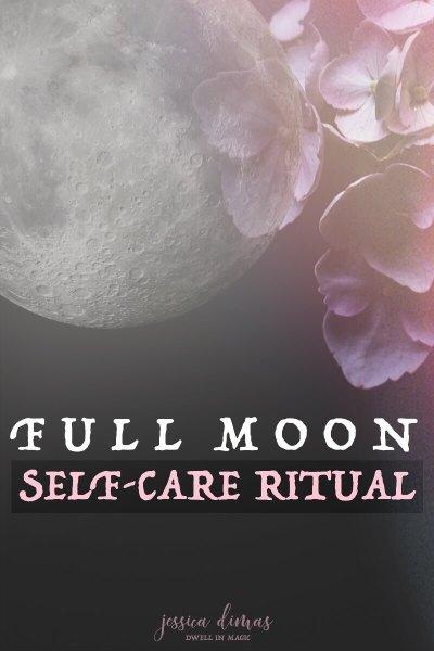 Full Moon Self-Care Ritual