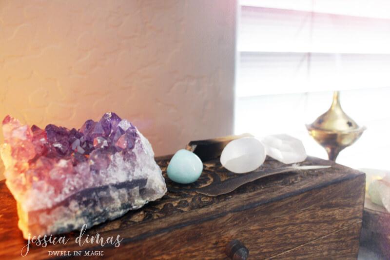 Sacred self-care items