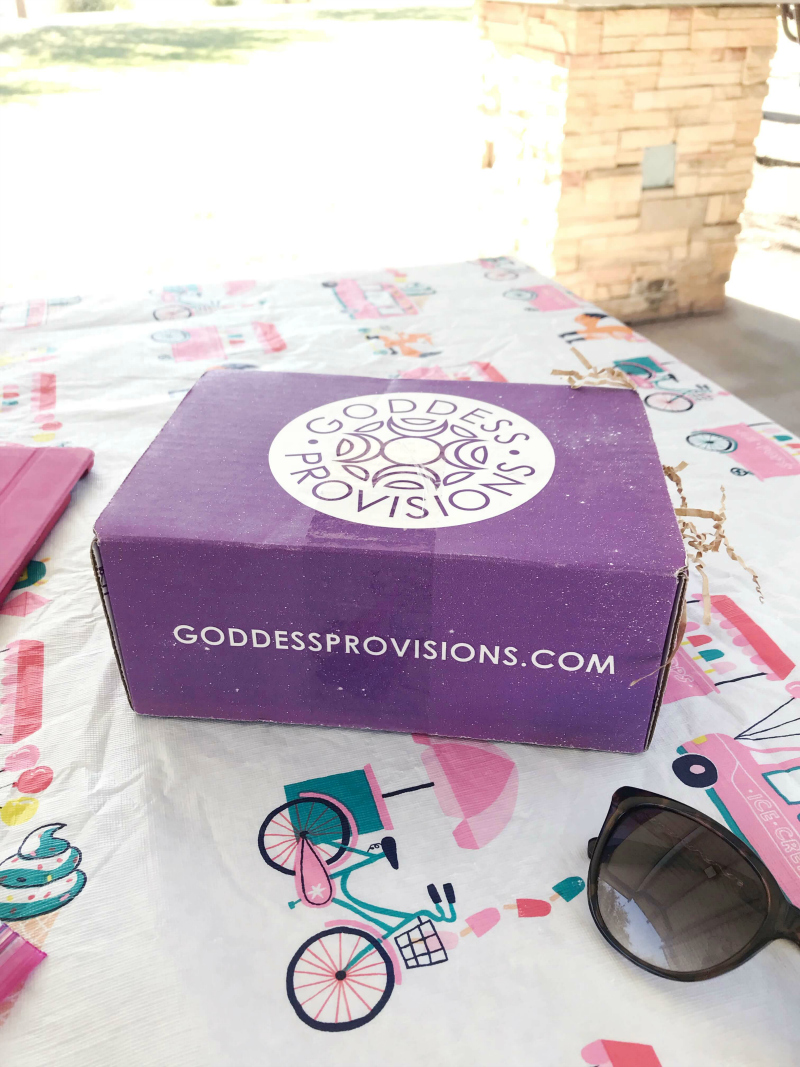 Everything we got in the November 2017 box of the witchy subscription box Goddess Provisions #goddessprovisions #subscriptionbox #spiritualsubscriptionbox #witchythings #witchyblogs #selfcaresubscriptionbox