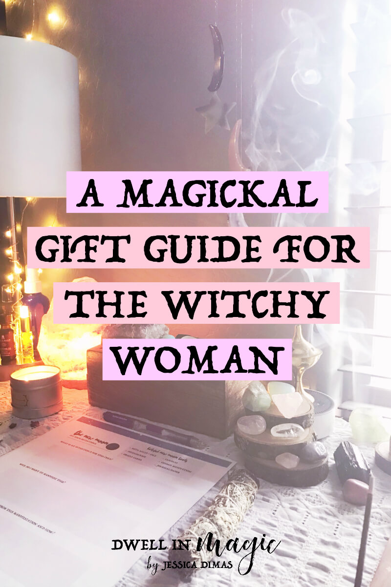 A Magickal Gift Guide for the Witchy Woman