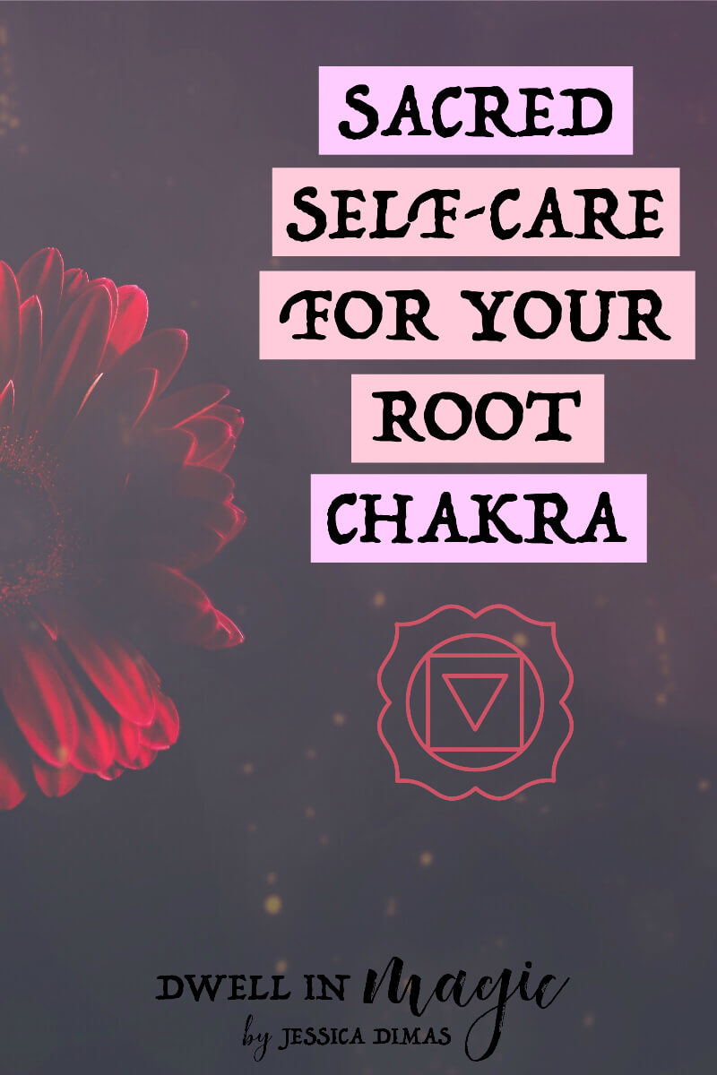 Sacred self-care for healing your root chakra, or the muladhara #chakras #rootchakra #muladhara #selfcaretips #sacredselfcare