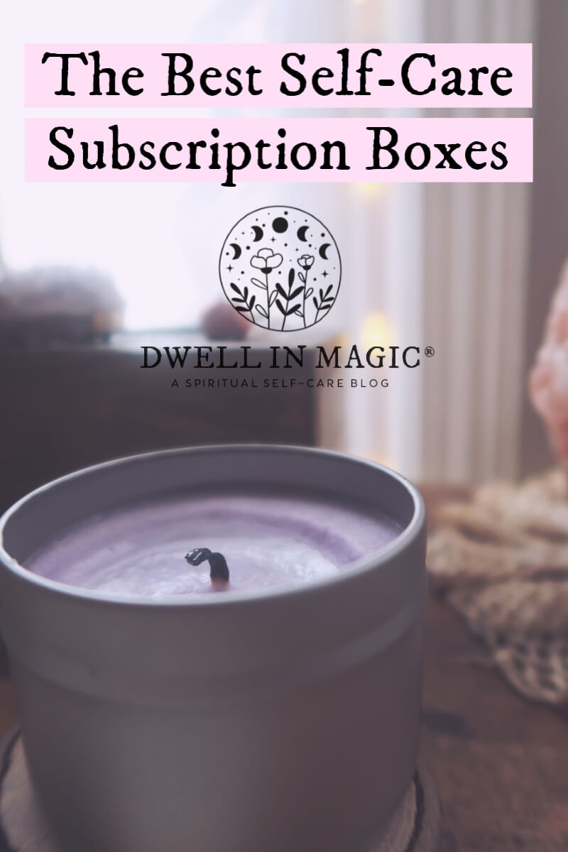self-care subscription box