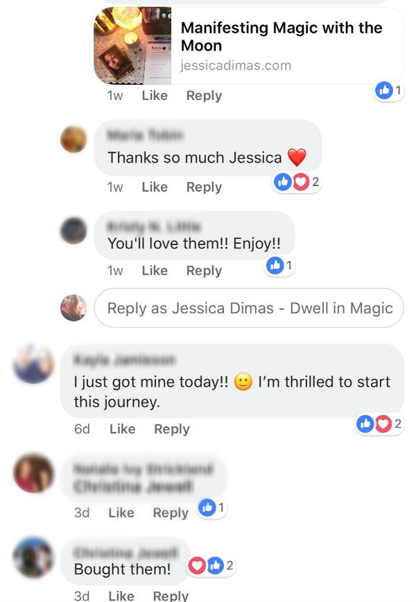Moon ritual reviews
