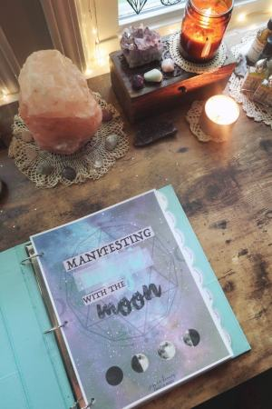 Manifesting Magic with the Moon Bundle