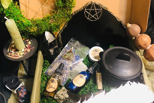 Sacred space crate