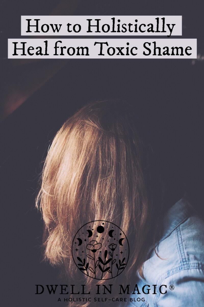 healing toxic shame
