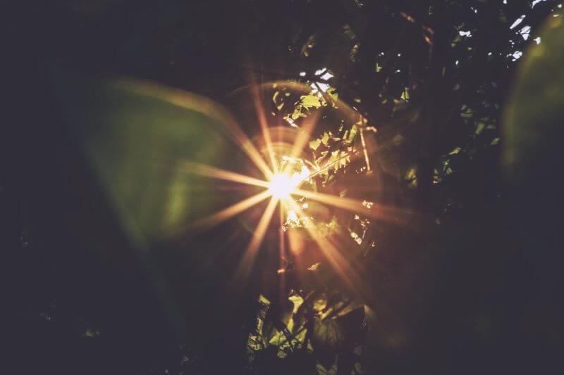 spiritual awakening light