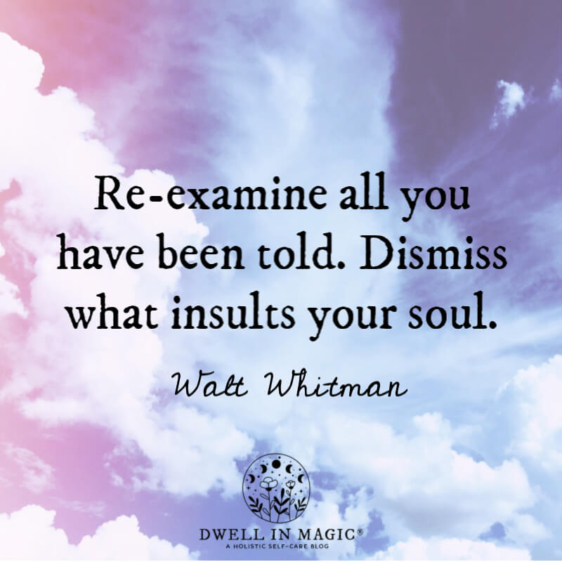 spiritual quotes images Walt Whitman