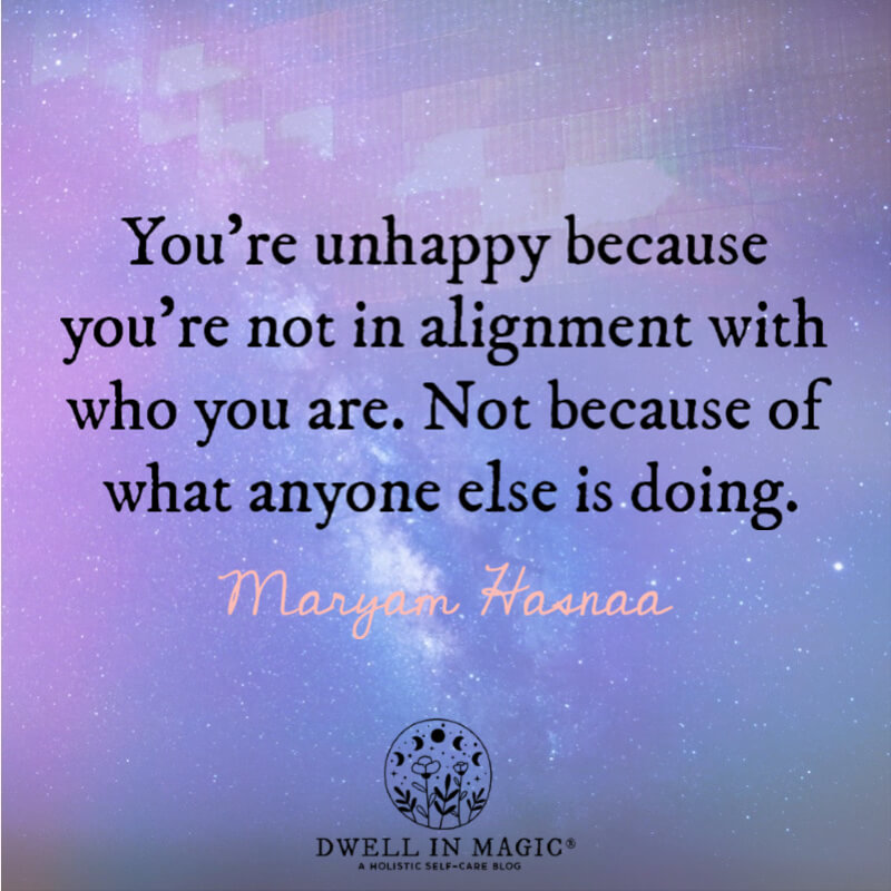 Spiritual bypassing alignment quote