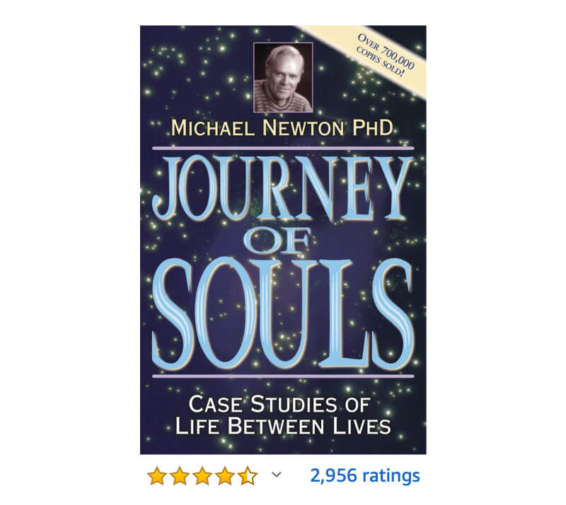 books to expand your mind, Journey of Souls