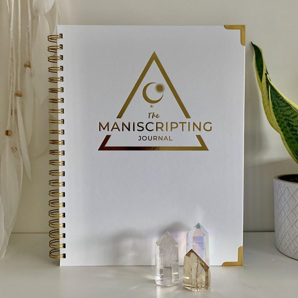 The Maniscripting Journal spiritual gift