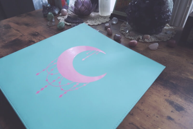 Moon ritual binder