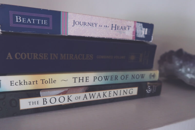 Books are awesome gifts for your spiritual friends