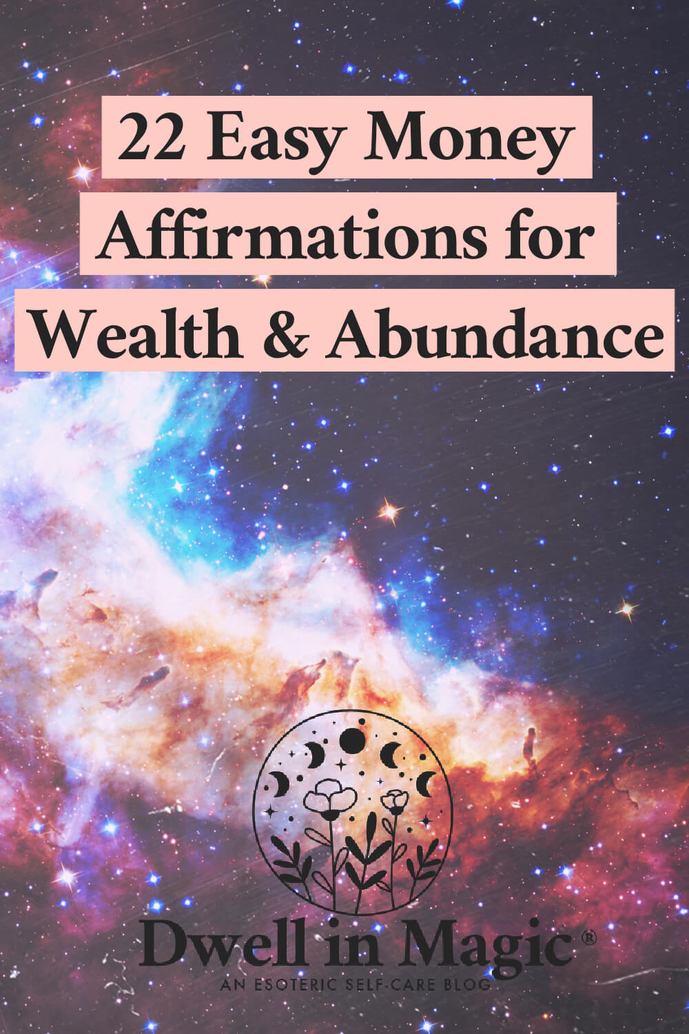 Easy money affirmations for wealth and abundance
