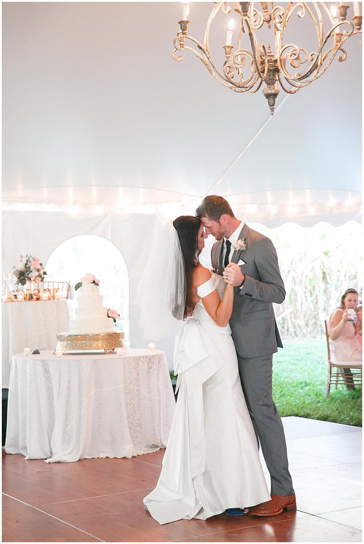 Fall Private Residence Wedding   Hollie + Drew - Jessica Dum Wedding ...