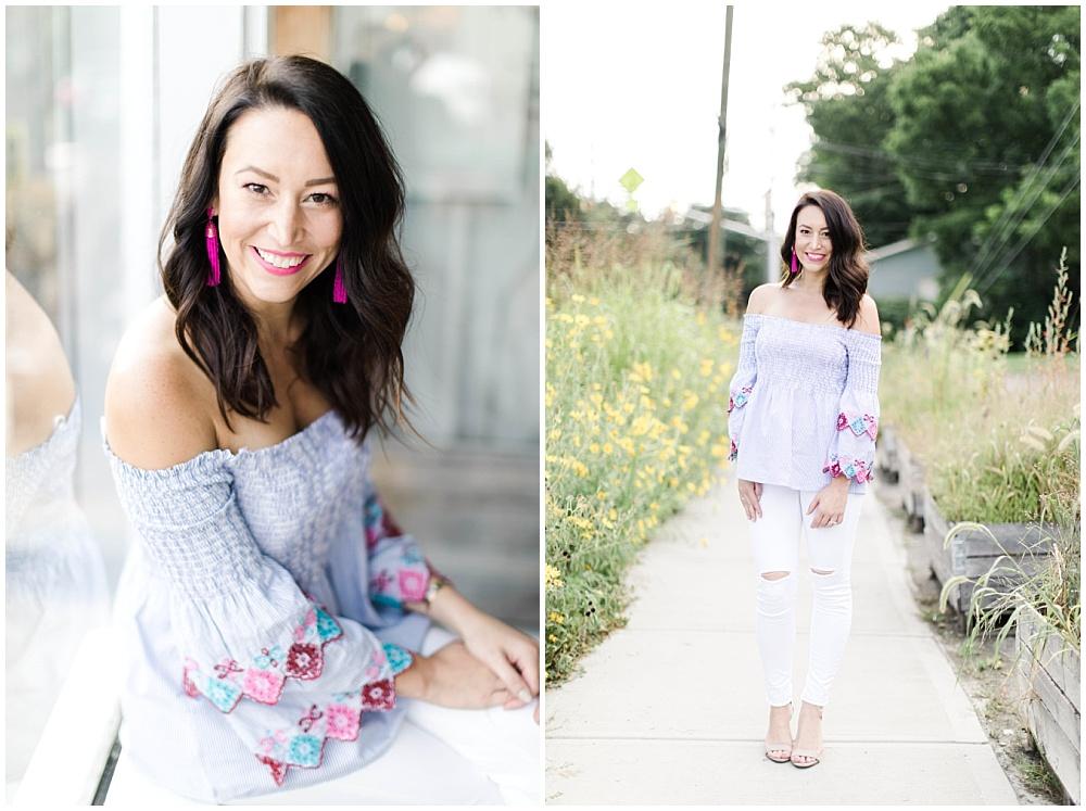 Professional headshots, Lead Wedding Coordinator, Locally Grown Gardens | Ivan & Louise Images and Jessica Dum Wedding Coordination
