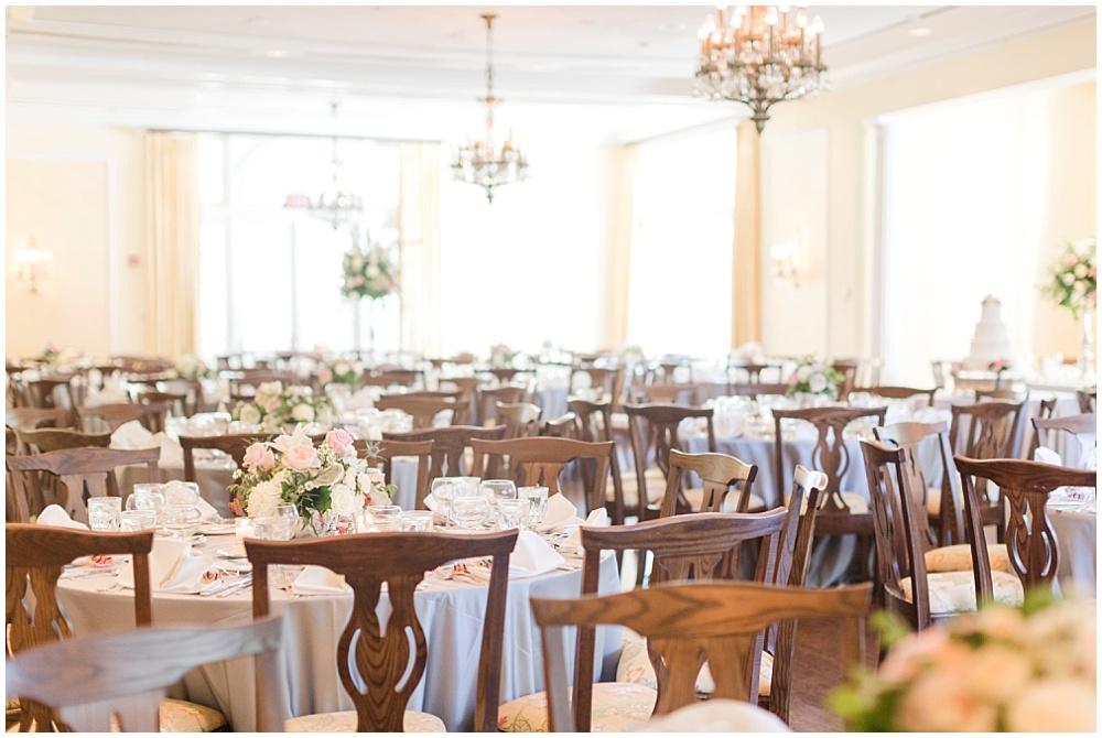 Gray and pink woodstock country club wedding   Sami Renee Photography + Jessica Dum Wedding Coordination