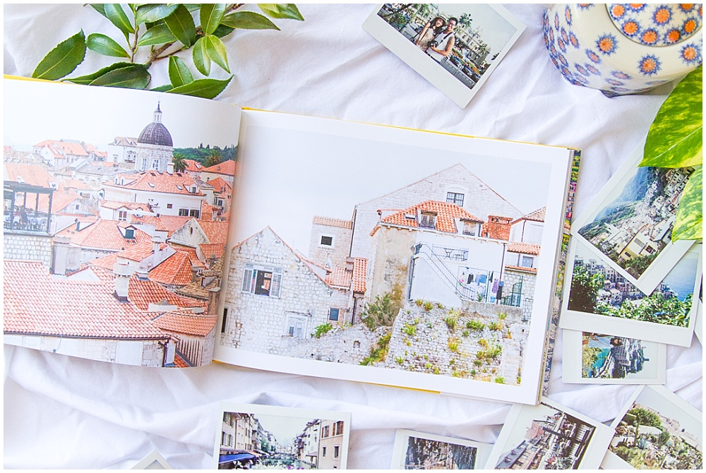 6 ways to elevate your wedding details; Artifact Uprising book; guestbook ideas; honeymoon guestbook; guest sign in book
