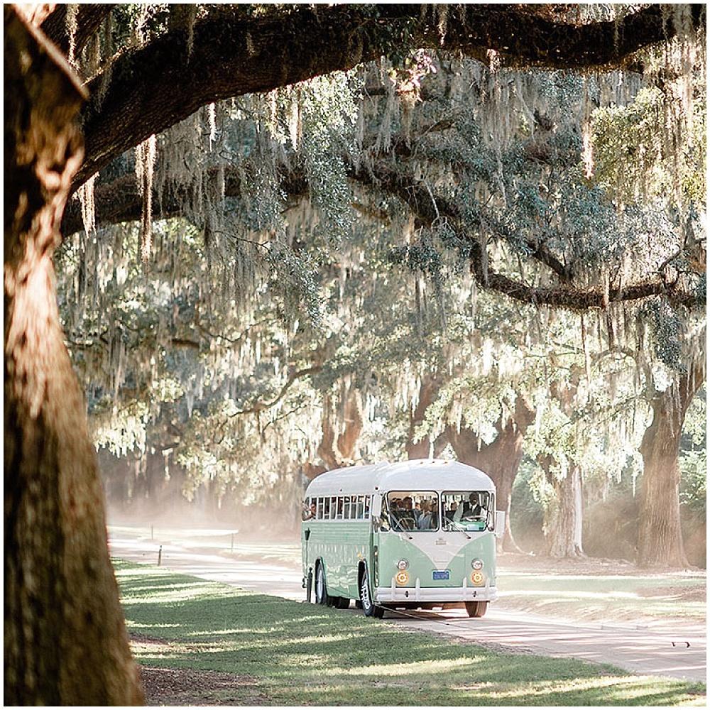 7 Waysto Make Your Wedding Interactive | interactive wedding; wedding ideas; guest transportation; guest tours; wedding tours