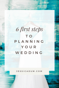 6 First Steps to Wedding Planning After You Get Engaged | Wedding Planning First Steps, First Steps to Wedding Planning, Wedding Planning Tips, what to do first, engagement tips, planning tips, what to do first after you get engaged, wedding pro tips