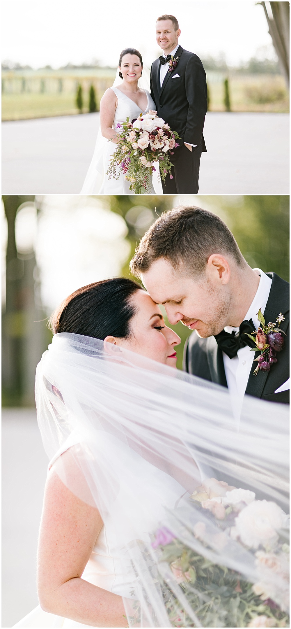 Bride and groom portraits | Daniel's Vineyard wedding with Ivan & Louise + Jessica Dum Wedding Coordination