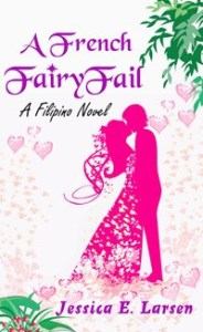 Book Cover: A French FairyFail (Filipino Novel)