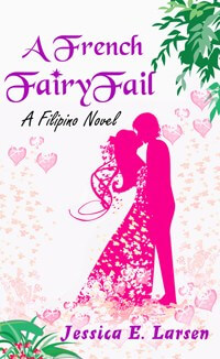 Book Cover: A French FairyFail (Filipino Novel)