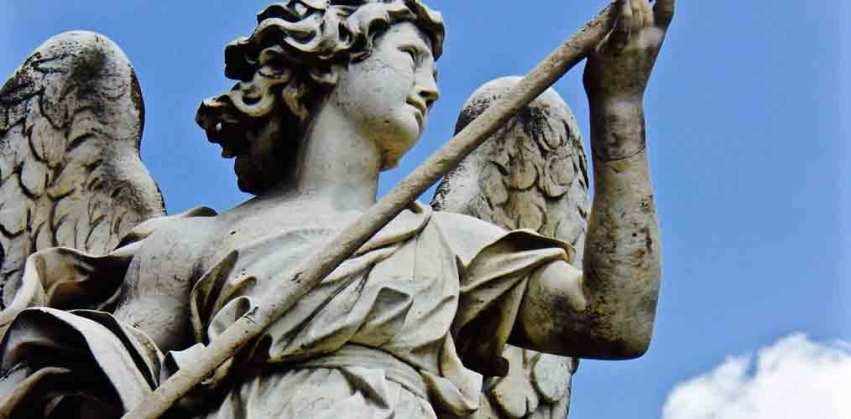 angel, demon, fantasy fiction