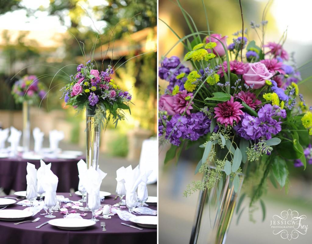 Blue & Purple Wedding Ideas!
