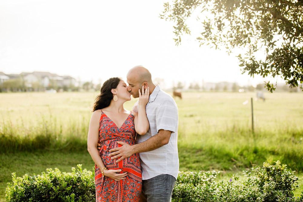 lake nona maternity photography