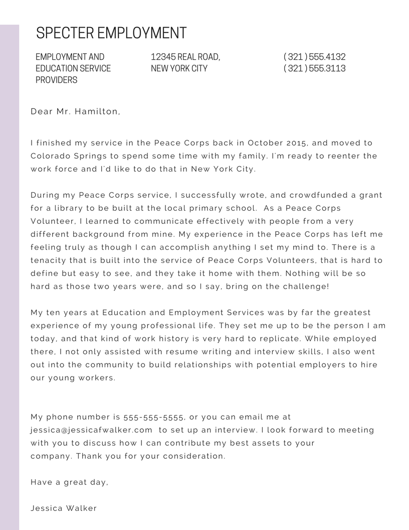 Beautiful Authentic Cover Letter, Cover Letter, Resume, Professional Resume  Services, How To  Cover Letters Resume