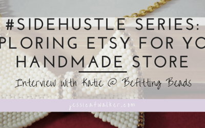 Exploring Etsy for Your Handmade Store