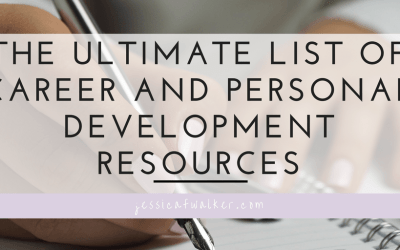 The Ultimate List of Free Career and Personal Development Resources